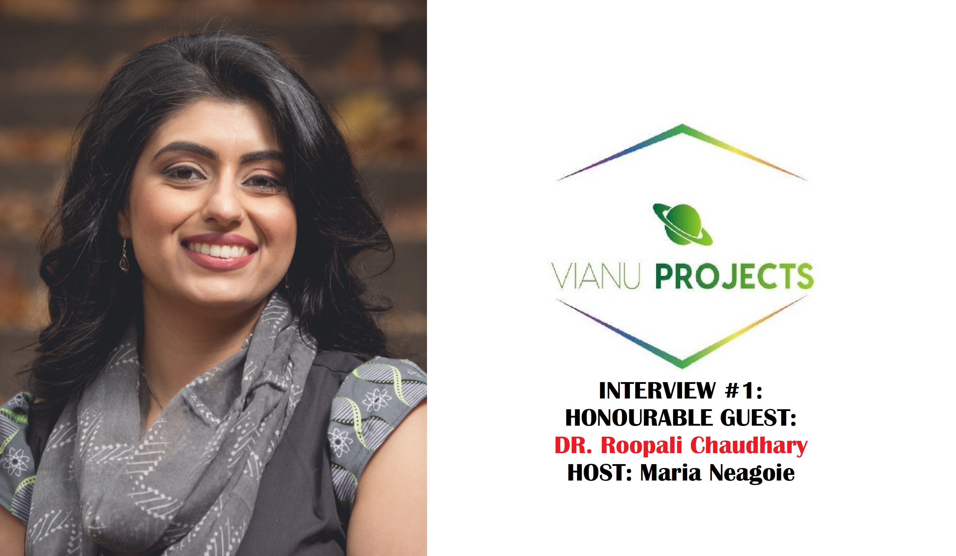 International Day of Women and Girls in Science – Interview with Dr. Roopali Chaudhary, Cell Biology Scientist & CEO of Lotus STEMM; by Maria Neagoie 🦠